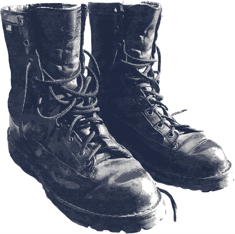Rob Libke's boots could be bronzed and placed in the under-construction Public Safety Building being named for him in Oregon City.