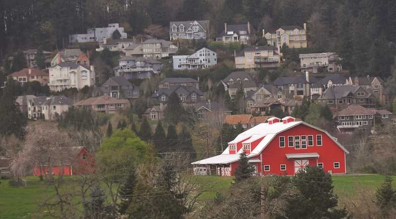 PMG FILE PHOTO - The Stafford Hamlet sits nestled between Lake Oswego, West Linn and Tualatin.