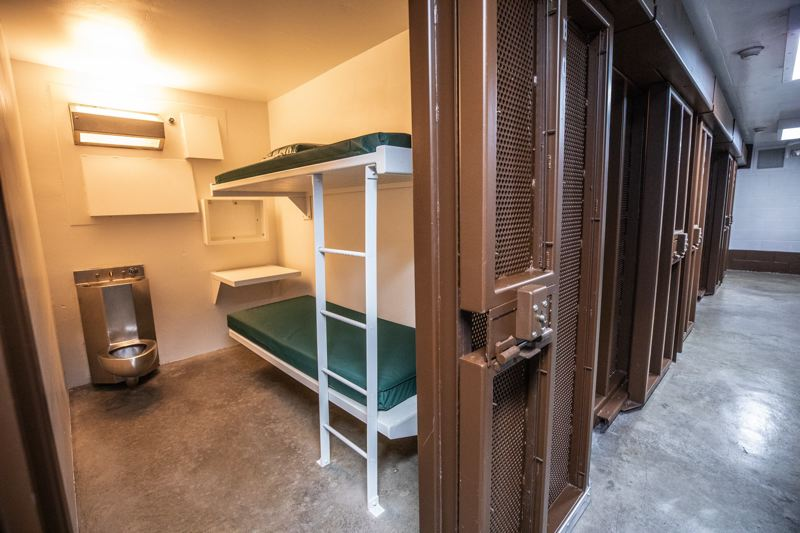 PMG FILE PHOTO - A cell at a state prison shows living conditions for most prisoners. A bill approved by the 2019 Legislature altered the way the state's death penalty was applied, causing confusion and possible unintended consequences.