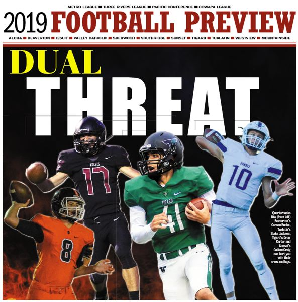 (Image is Clickable Link) 2019 Football Preview - Dual Threat