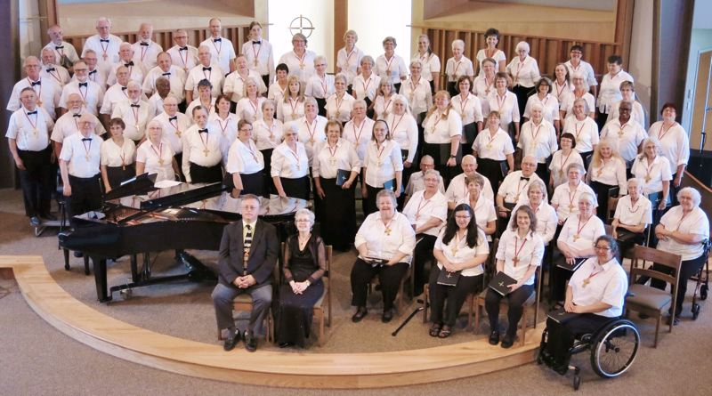 COURTESY PHOTO - Lutheran Choral Association has singers from more than 80 churches across the Portland area.