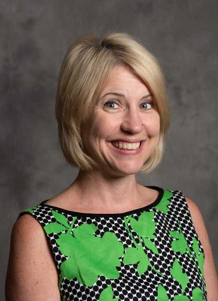 COURTESY PPS - Eryn Berg is the new principal at Oddysey School.