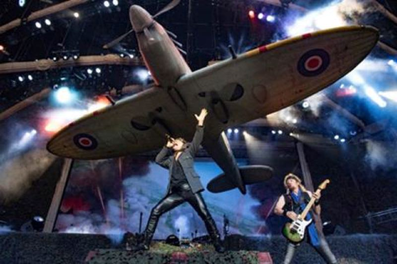 COURTESY PHOTO - On its 'Legacy Of The Beast' tour, Iron Maiden performs at Moda Center, Sept. 6.
