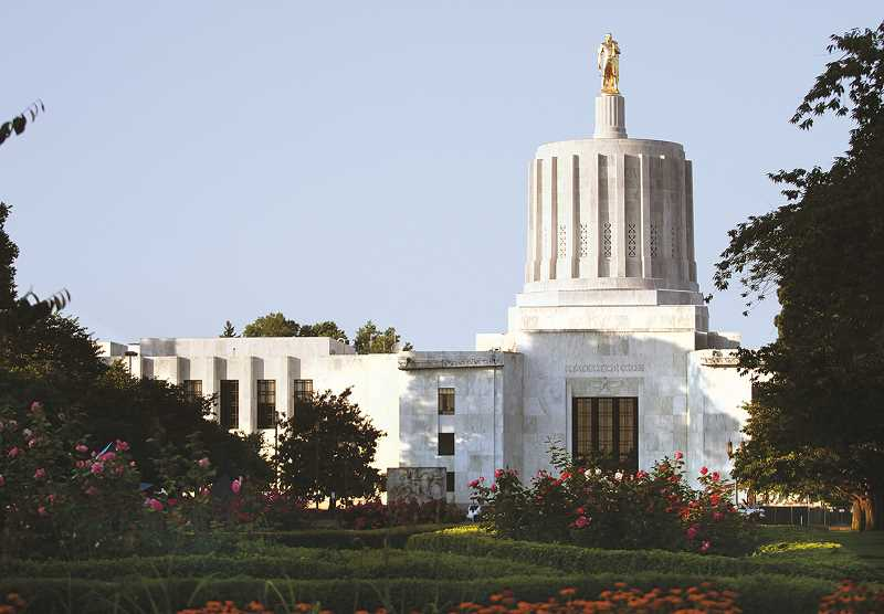 PMG PHOTO - Urban and rural constituents have been at odds at times at the capitol in Salem.