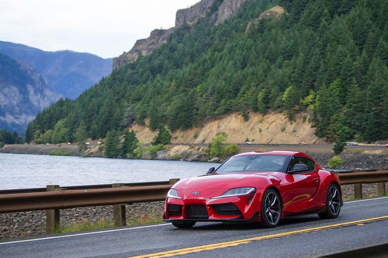 NWAPA: DOUG BERGER - The all-new 2020 Toyota GR Supra is the result of a partnership between Toyota and BMW, and the twin-turbo 3.0-liter inline six-cylinder engine is remarkable.
