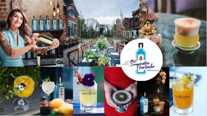 COURTESY PHOTO - The Most Imaginative Bartender Competition semifinal is being held in Portland this week.