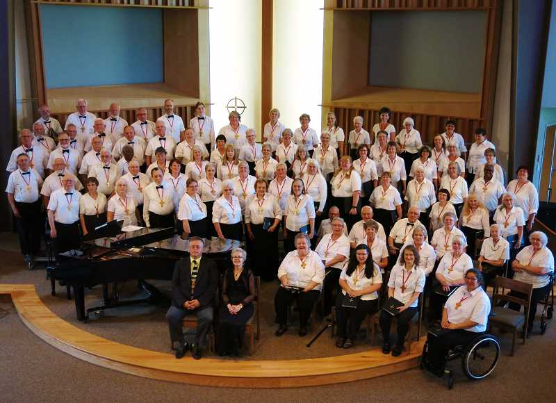 COURTESY PHOTO  - The Lutheran Choral Association will present the first concert of its 82nd season Sept. 15.