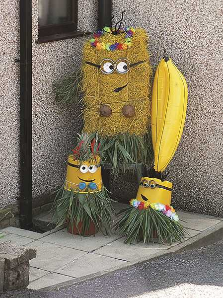 JAMES PRESTON - The time to think about and prepare for this year's scarecrow display and contest is fast approaching.