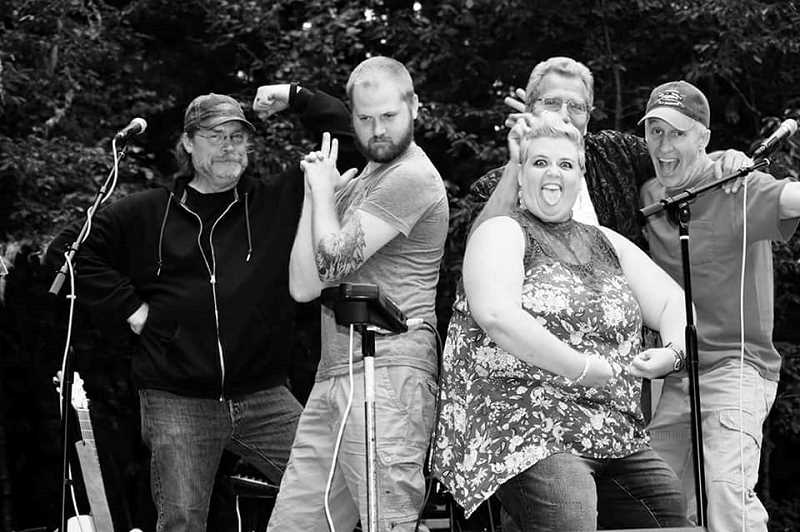 COURTESY PHOTO: LEE THRONE - The John Abraham Band is one of several musical entertainers that will appear at the free 'Raise the Roof Fest' set for Sept. 21 at Grace Church Molalla.