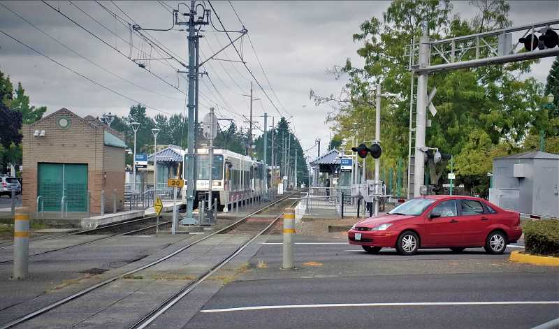 COURTESY PHOTO: TRIMET - Upgrades to the eastern portion of the MAX Blue Line will lead to smoother, more reliable travel.