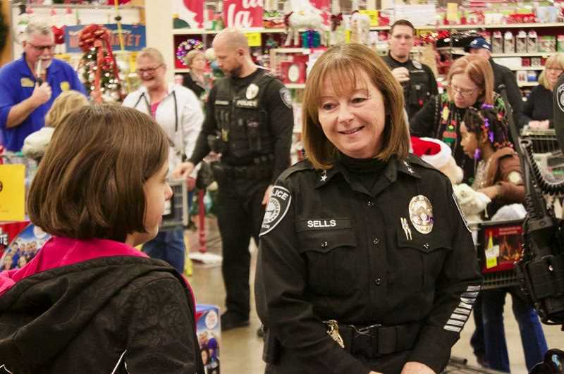 PMG FILE PHOTO - Gresham Police Chief Robin Sells said the department needs more Spanish-speaking officers and women in their ranks, but currently have no room for new hires.