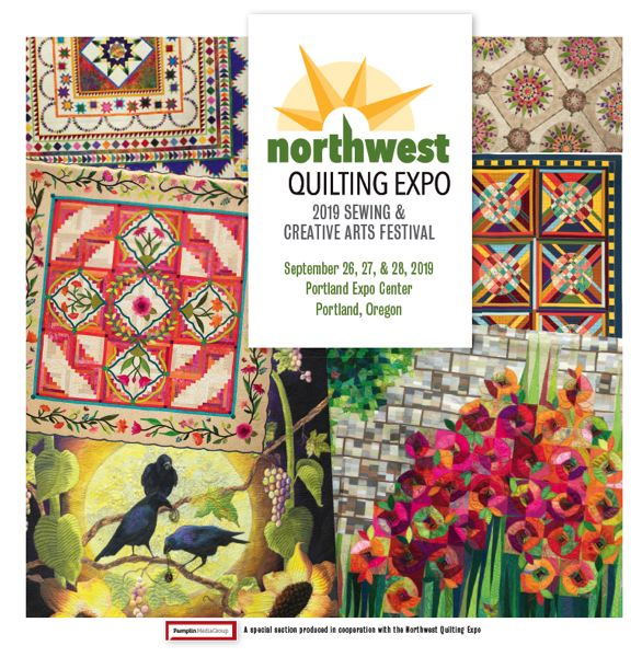 (Image is Clickable Link) Northwest Quilting Expo 2019