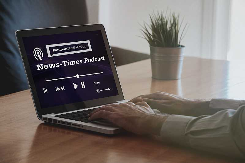 Now you can listen to the latest news. Check out our new podcast.