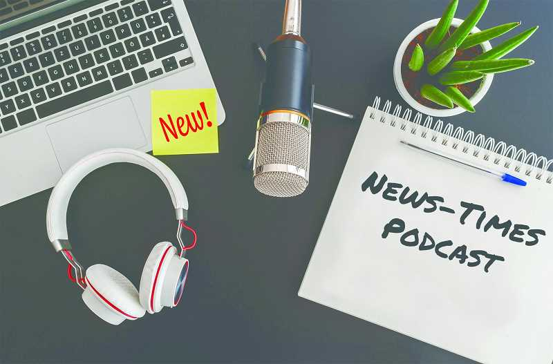 Listen while you work! Check out the latest News-Times podcast.