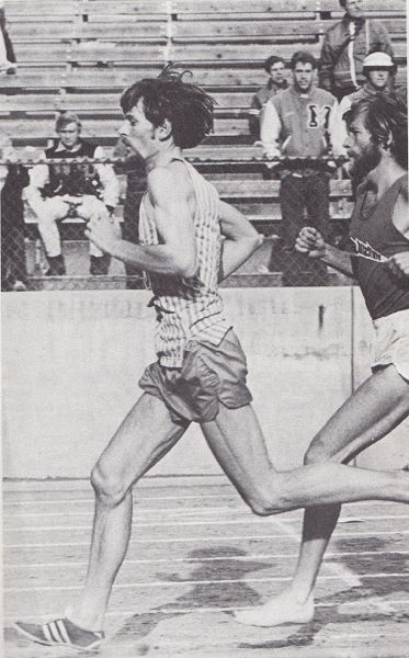 COURTESY: OREGON SPORTS HALL OF FAME - Former University of Oregon distance standout Kenny Moore was a two-time Olympian who morphed into a successful author.