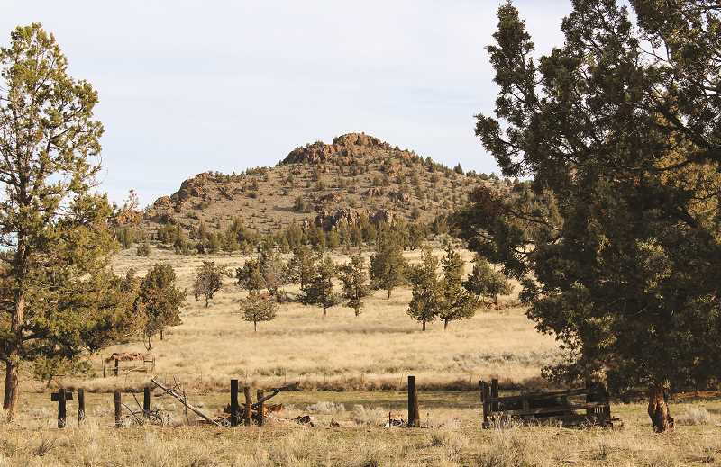 PHOTO COURTESY OF CITY OF PRINEVILLE - Architects will be on hand next Friday and Saturday to listen to what the public would like to see on the city of Prineville-owned Barnes Butte Recreation Area.