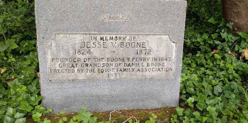 PMG FILE PHOTO - Wilsonville Councilor Charlotte Lehan will discuss the myths of the city's past, including the mystery of whether Jesse or Alphonso Boone started Boones Ferry.