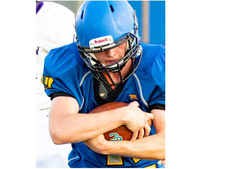 Crook County shuts out Cottage Grove in non-league football action