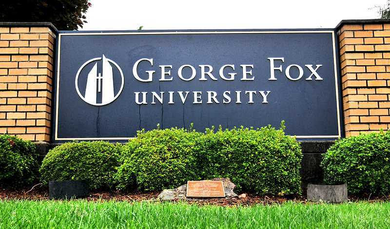 GRAPHIC FILE PHOTO - George Fox University has moved into the 'National Universities' category of U.S. News and World Report's list of the nation's top colleges, earning a ranking of 246th.