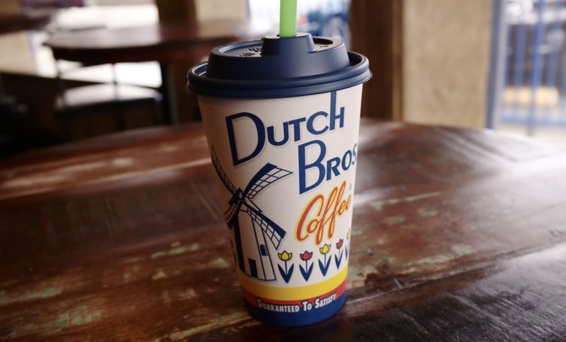 COURTESY PHOTO: FLICKR/NICOLAS VIGIER - Dutch Bros approved to locate in Sandy by planning commission.