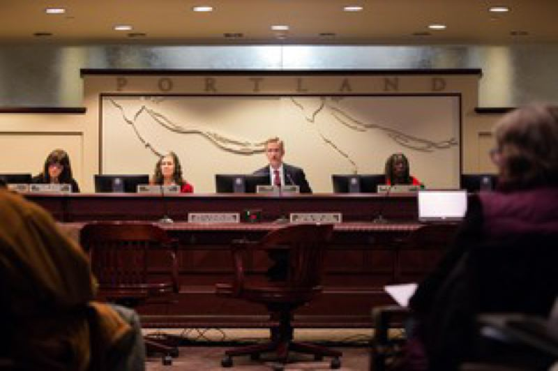 OPB - The City Council held a work session on Tuesday, Sept. 17.