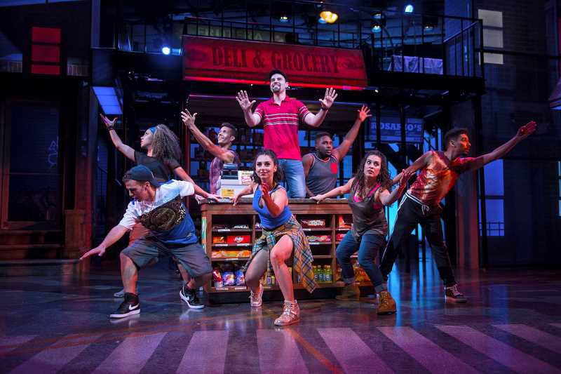In the Heights continues at The Armory at Portland Center Stage through Oct. 13.