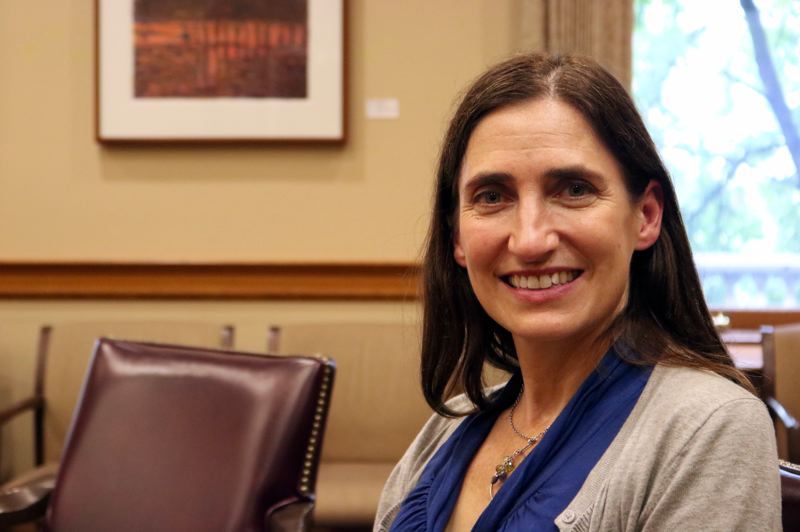 PMG PHOTO: ZANE SPARLING - Andrea Durbin is director of the Portland Bureau of Planning and Sustainability.