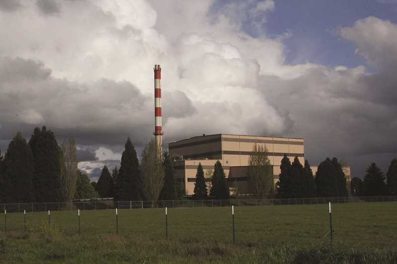 PMG FILE PHOTO - Covanta Marion, a trash incinerator in Brooks, burns roughly 170,000 tons of garbage every year.