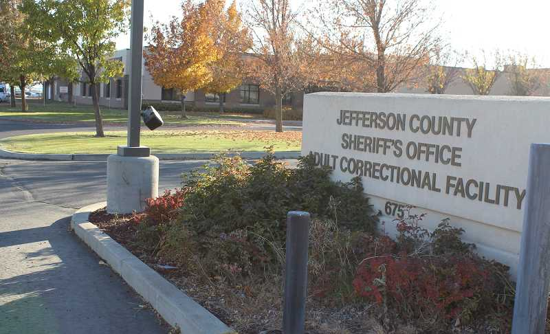 HOLLY M. GILL/MADRAS PIONEER - Staff and emergency personnel were unable to revive a 25-year-old woman, who was found unconscious in her cell at the Jefferson County Correctional Facility.