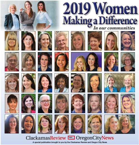 (Image is Clickable Link) Women Making A Difference 2019