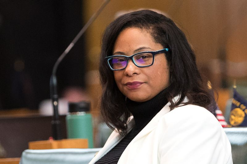 FILE PHOTO - Representative Janelle Bynum