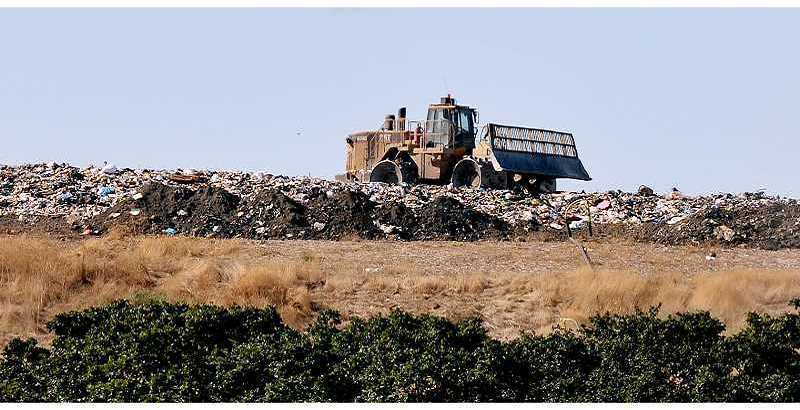GRAPHIC FILE PHOTO - Many of Riverbend Landfill's customers have stopped shipping their waste to McMinnville over the past several years.