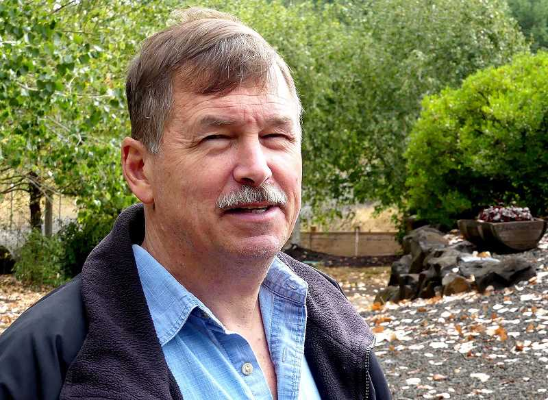 PMG FILE PHOTO - State Sen. Brian Boquist represents Senate Distsrict 12, which stretches from south of Corvallis to Hillsboro and includes Dundee and the western edges of Newberg, as well as McMinnville.