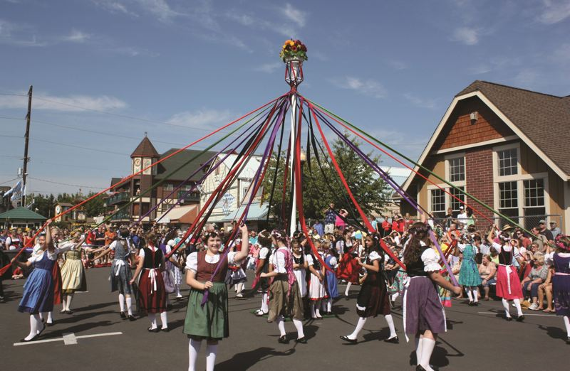 PMG FILE PHOTO - Mt. Angel is known more for its annual Oktoberfest than for library book challenges.