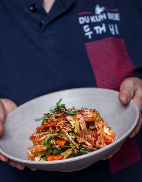 COURTESY PHOTO: MICHELLE BAUER PHOTOGRAPHY - Du Kuh Bee, which serves up spicy Korean dishes, is one of the eateries participating in Beaverton Restaurant Week this year.