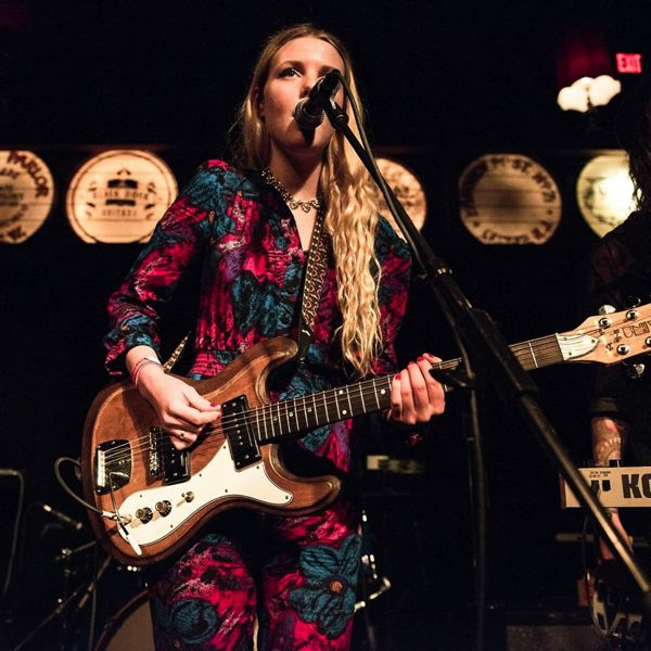 COURTESY PHOTO: AMPLUS RECORDS - Portland musician Cat Hoch is putting out her first album, 'Temptations,' thanks to the work of her new label, the nonprofit Amplus Records. Said Hoch: 'It'll be exciting to see how we help each other. It's a learning process for both of us.'