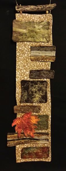 """Zen Path"" is a quilt made by featured instructor