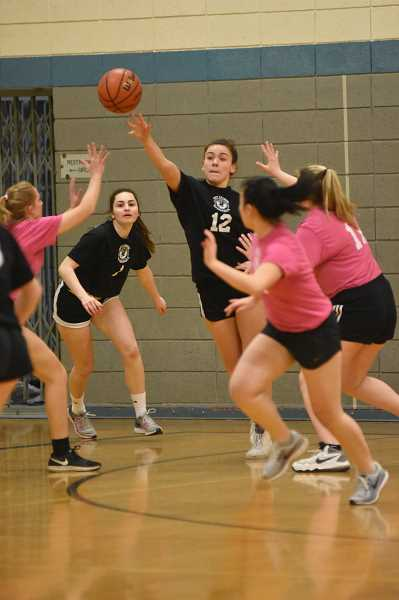 COURTESY PHOTO  - Registration is now open for high school basketball leagues.