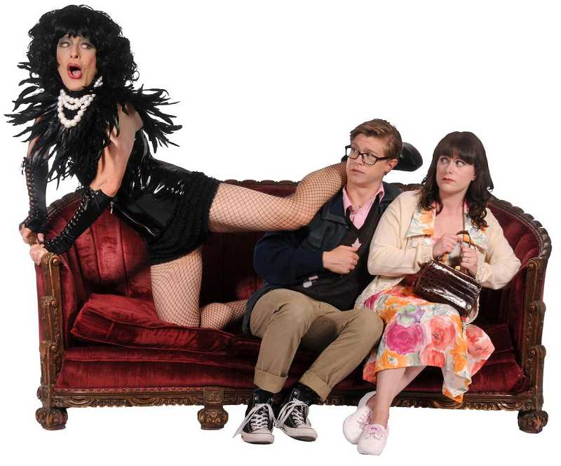 Rocky Horror Show continues at Lakewood Theatre Company through Oct. 13.