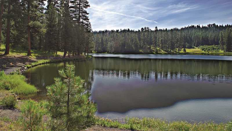 CENTRAL OREGONIAN - Photos of Walton Lake will be judged on Oct. 15 and two winners will be announced.