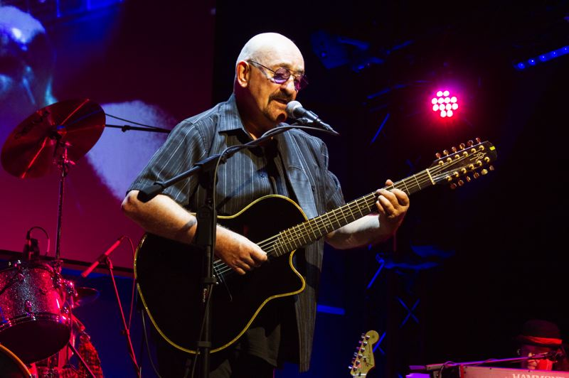 COURTESY PHOTO - Dave Mason, founder of Traffic and acclaimed guitarist, singer and songwriter, has written rock classics like 'Feelin' Alright,' 'Only You Know and I Know' and scored hits including 'We Just Disagree.' He will perform with 1960s R&B guitar legend Steve Cropper on Saturday, Sept. 28, at Revolution Hall.