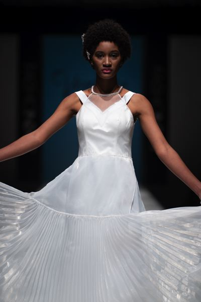 PHOTO: HAL HARRISON  - Designer: Vouture by Vien To, at 2018 FashioNXT