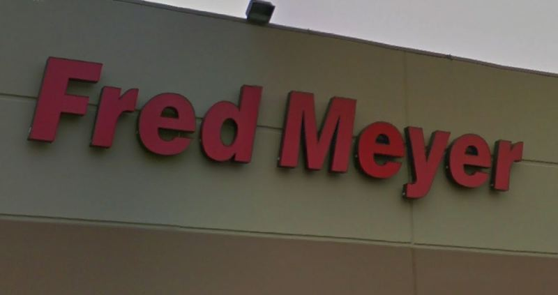 GOOGLE MAPS - The signage for a local Fred Meyer superstore in Portland is shown here.