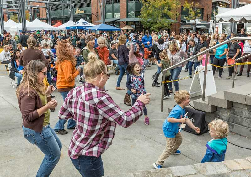 COURTESY PHOTO: MARY LOFTIN  - OrenKoFest is celebrating its fifth year in Hillsboro at Jerry Willey Plaza on Saturday, Oct. 5.