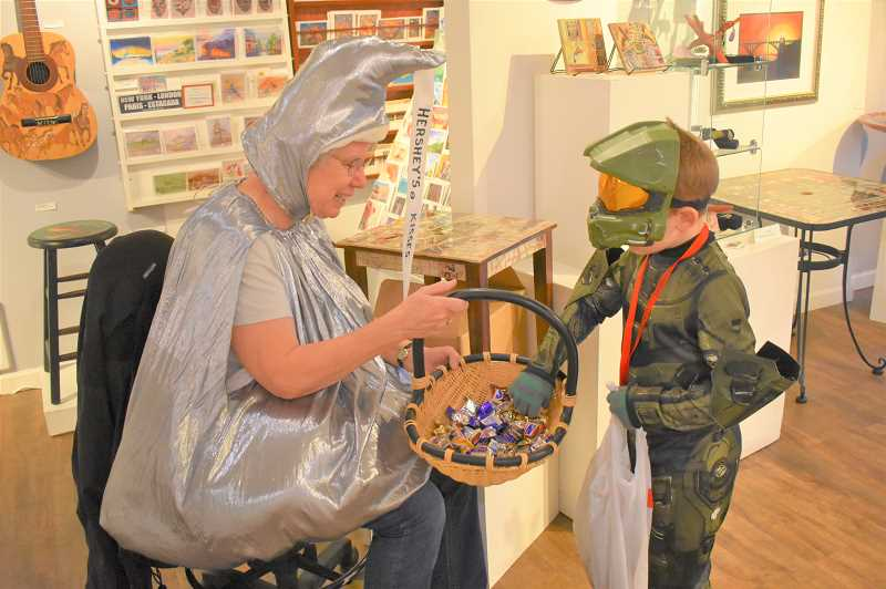 PMG FILE PHOTO - Organizers of a new community costume closert at Clackamas River Elementary School hope to have Halloween attire for all ages.