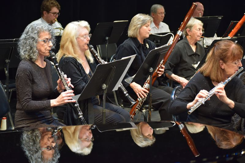COURTESY PHOTO: MT. HOOD POPS ORCHESTRA - The Mt. Hood Pops new season starts Oct. 13 and concludes May 24, 2020.