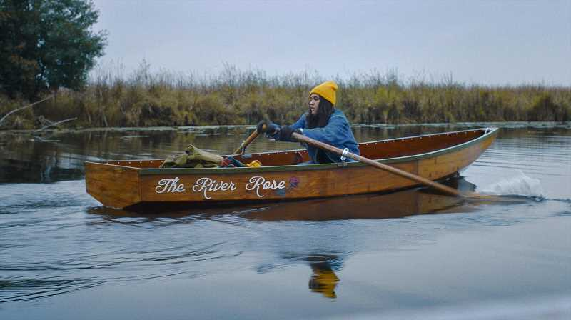SUBMITTED PHOTO - 'Once Upon A River' is the story of a Native American teen who journeys down the Stark River in search of her estranged mother, which will be shown at the Madras Performing Arts Center.