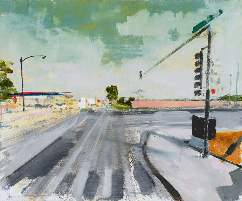 COURTESY PHOTO - Works by Stephen Hayes (above) and Lee Kelly are now in display at Elizabeth Leach Gallery.