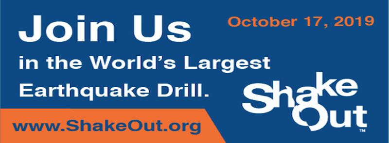 COURTESY: OREGON OFFICE OF EMERGENCY MANAGEMENT - The Great ShakeOut returns on Oct. 17.