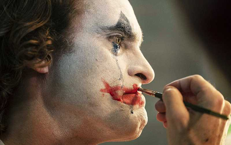 IMBD PHOTO - Joaquin Phoenix plays Arthur Fleck in the 'Joker,' which will be released Friday in area theaters.